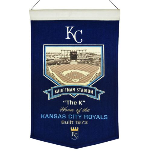 Kansas City Royals Kauffman Stadium Banner