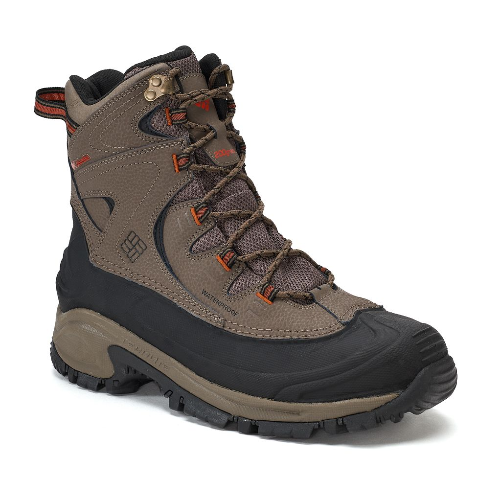 Columbia Bugaboot II Men's Waterproof Winter Boots