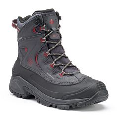 Columbia Bugaboot II Men's Waterproof Winter Boots