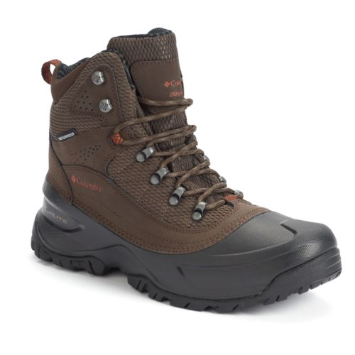 Columbia Snowcross Mid Thermal ... Coil Men's Waterproof Winter Boots