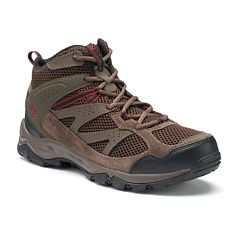 Columbia Plains Ridge Mid Men's Hiking Shoes
