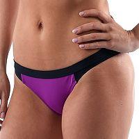 Women's Dolfin Bellas Colorblock Mesh Bikini Bottoms