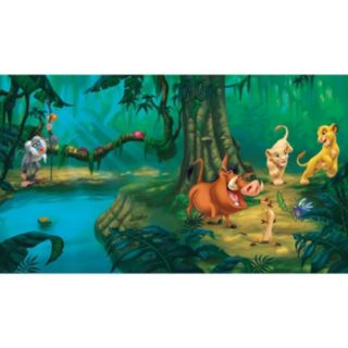 Disney's The Lion King Removable Wallpaper Mural