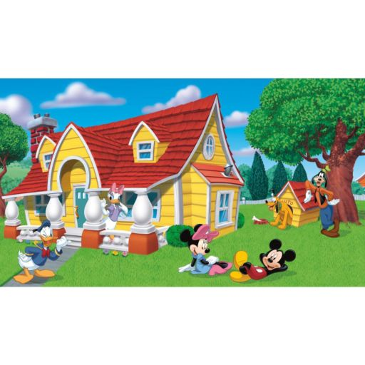 Disney's Mickey Mouse & Friends Removable Wallpaper Mural