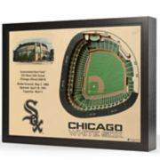 Chicago White Sox StadiumViews 3D Wall Art