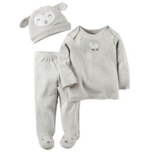 Baby Carter's Sheep Tee & Pants Set