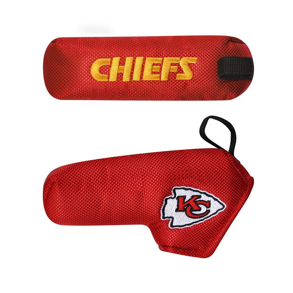 McArthur Kansas City Chiefs Blade Putter Cover