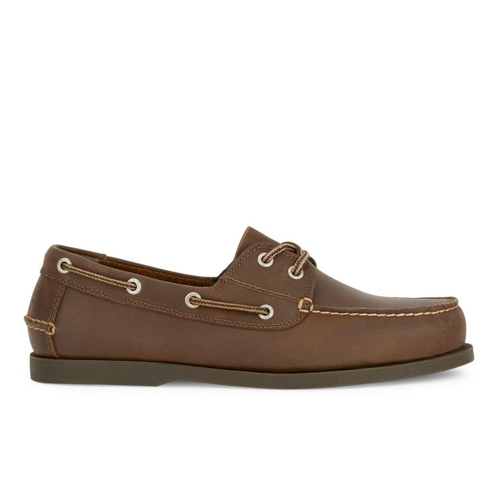 Dockers Vargas Men's Leather Boat Shoes