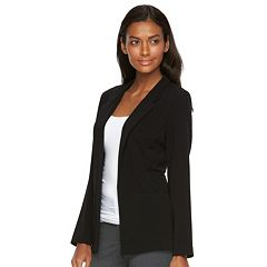 Women's Briggs Solid Open-Front Jacket