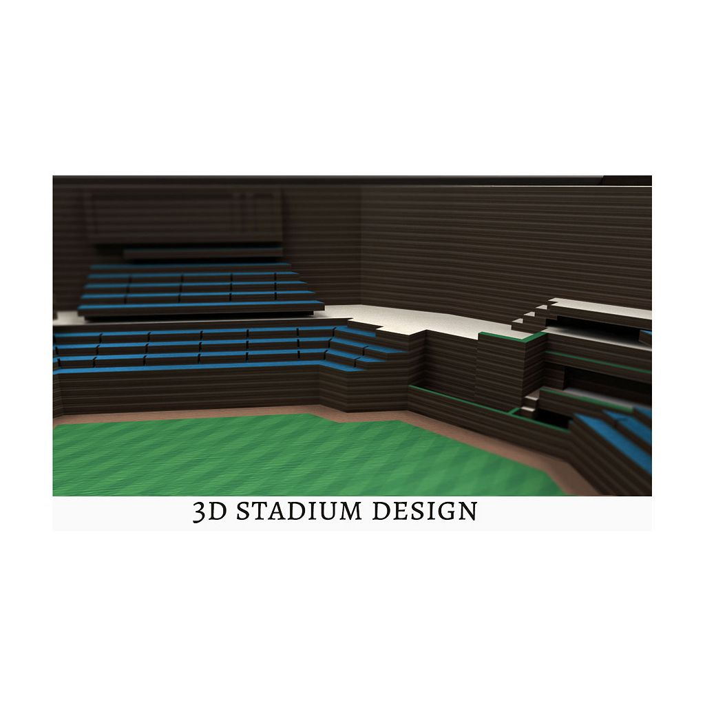 Philadelphia Phillies StadiumViews 3D Wall Art