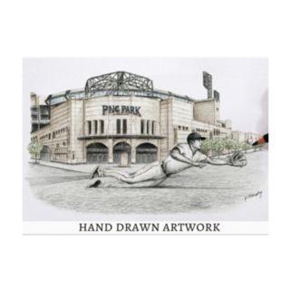 Pittsburgh Pirates StadiumViews 3D Wall Art