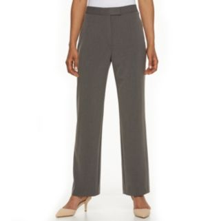 Women's Napa Valley Slimming Solution Straight-Leg Pants