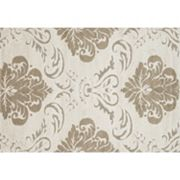 Loloi Enchant Damask Shag Rug