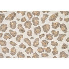 Loloi Kiara Leopard Print Shag Rug