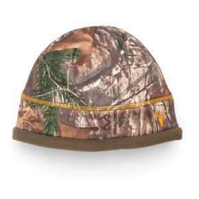 Boys 8-20 Hot Shot Realtree Camo Reversible Fleece Beanie