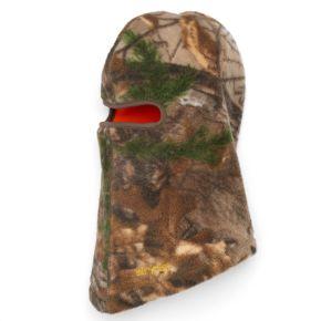 Boys 8-20 Hot Shot Realtree Wolf Reversible Facemask