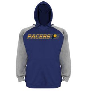 Big & Tall Majestic Indiana Pacers Fleece Hoodie