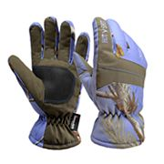 Boys Hot Shot Realtree Camouflage Defender Gloves