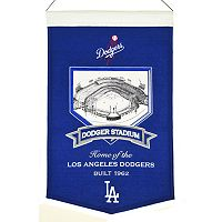 Los Angeles Dodgers Dodger Stadium Banner
