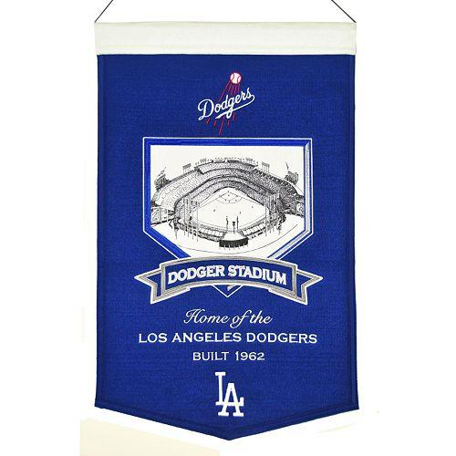 Los Angeles Dodgers Dodger Stadium Banner