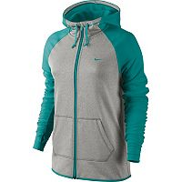 Women's Nike All-Time Full-Zip Workout Hoodie