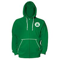 Big & Tall Majestic Boston Celtics Full-Zip Hoodie