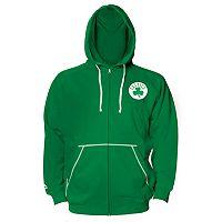 Big & Tall Majestic Boston Celtics Full-Zip Hoodie