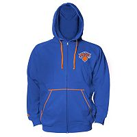 Big & Tall Majestic New York Knicks Full-Zip Hoodie