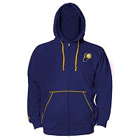 Big & Tall Majestic Indiana Pacers Full-Zip Hoodie