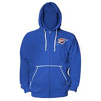 Big & Tall Majestic Oklahoma City Thunder Full-Zip Hoodie
