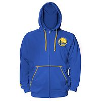 Big & Tall Majestic Golden State Warriors Full-Zip Hoodie