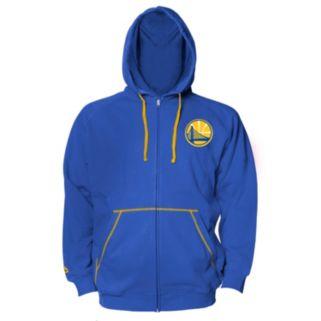 Big & Tall Majestic Golden State Warriors Full-Zip Hoodie