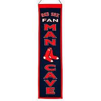 Boston Red Sox Man Cave Banner