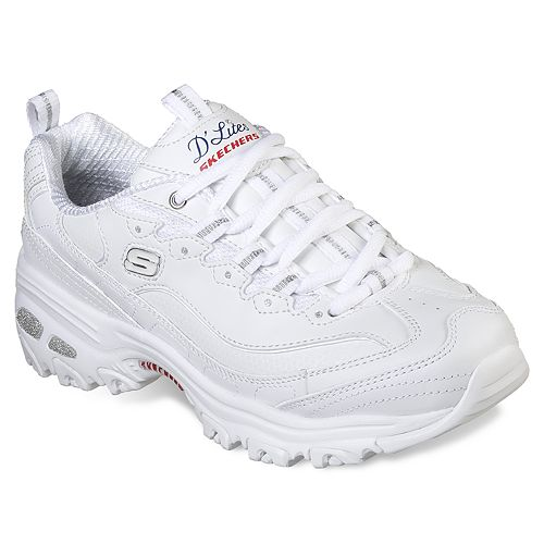 6d5ca03e83a Skechers D Lites Fresh Start Women s Sneakers