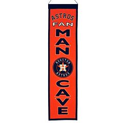 Houston Astros Man Cave Banner