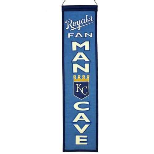 Kansas City Royals Man Cave Banner