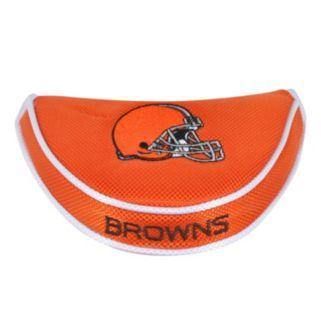 McArthur Cleveland Browns Mallet Putter Cover
