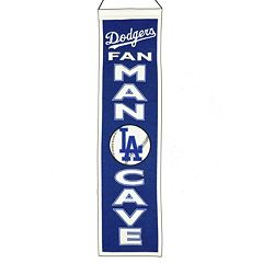 Los Angeles Dodgers Man Cave Banner