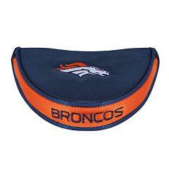McArthur Denver Broncos Mallet Putter Cover