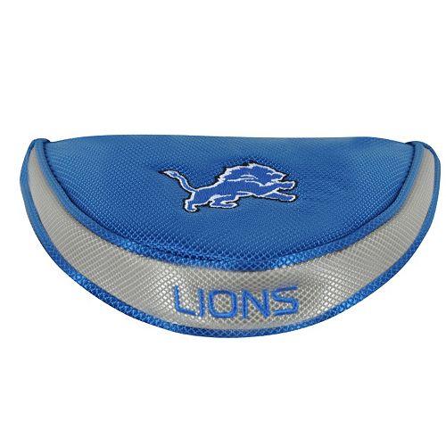 McArthur Detroit Lions Mallet Putter Cover