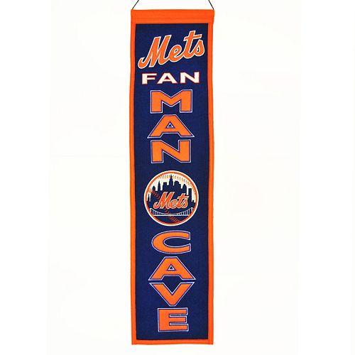 New York Mets Man Cave Banner