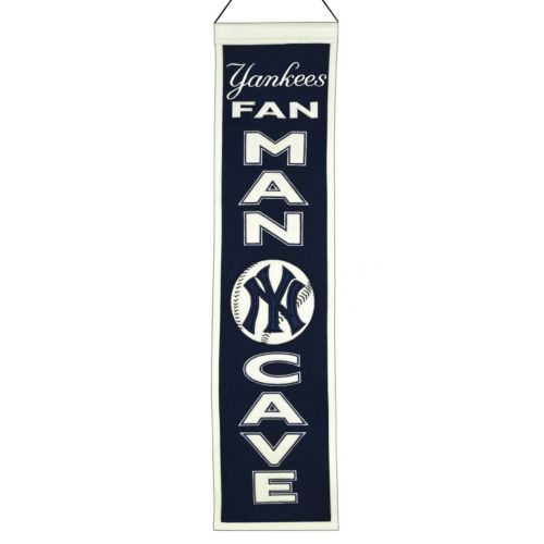 New York Yankees Man Cave Bann...