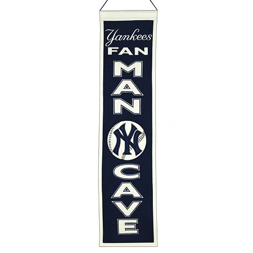 New York Yankees Man Cave Banner