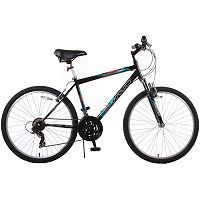 Men's 18-in. Trail 21-Speed Suspension Mountain Bike