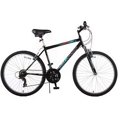 Men's 18 in Trail 21-Speed Suspension Mountain Bike