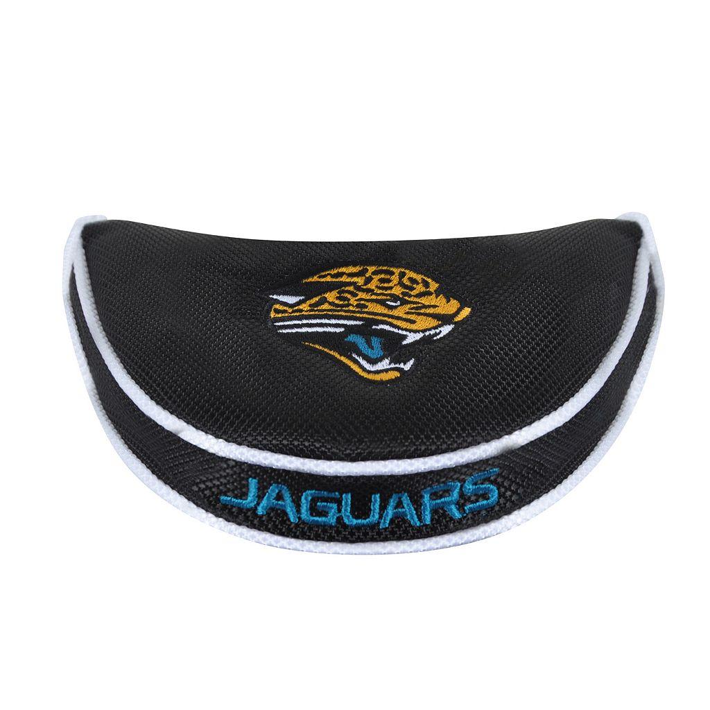 McArthur Jacksonville Jaguars Mallet Putter Cover