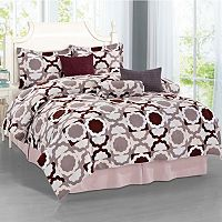 Journee Home Luxury 7-piece Duvet Cover Set