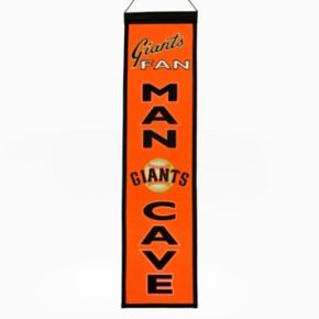 San Francisco Giants Man Cave Banner