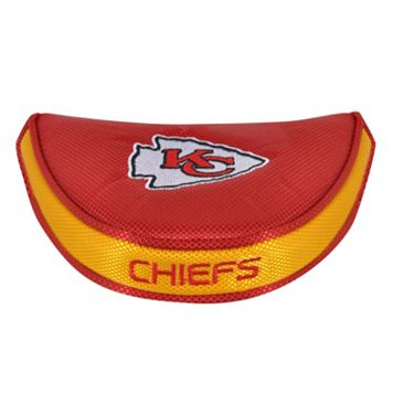 McArthur Kansas City Chiefs Mallet Putter Cover