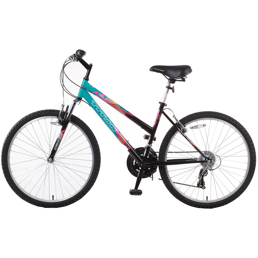 Women's 17-in. Trail 21-Speed Suspension Mountain Bike